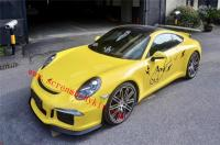 12-15 Porsche Carrera s/4s 911 991.1 GT3 or GT3 RS front bumper after bumper GT3 spoiler GT3 RS spoiler