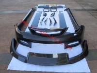 subaru Impreza 10 or 11 gen STI sedan/coupe GVB GRB VAB VAF varis body kit