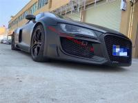 Audi R8 body kit front bumper after bumper side skirts