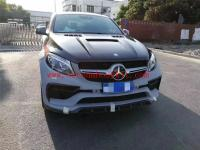 Mercedes-Ben GLE Topcar body kit half carbon fiber