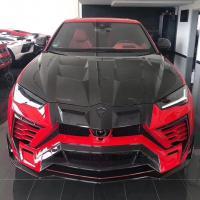 Lamborghini URUS Mansory body kit carbon fiber