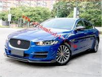 Jaguar XE/XEL/XF/XFL body kit front lip rear lip side skirts spoiler carbon fiber