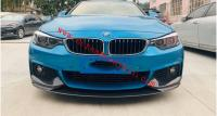 BMW 4 F32 F33 F36 body kit sedan mp front lip side skirts rear lip spoiler