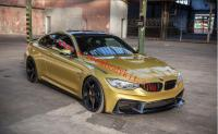 BMW M3 M4 front bumper rear bumper body kit  3D