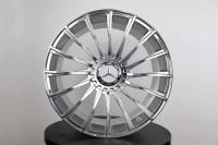 Mercedes-Benz forge rims A/B/C/E/G/S/GLC/GLE/GLS/C63 18-23 size