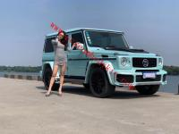 Mercedes-Benz w463 g500 g63 update W464 Brabus wide body kit