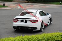 Maserati GranTurismo gt/gtc MC rear bumper
