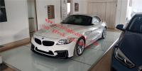 BMW Z4 E89 M4 front bumper and ROWEN after bumper