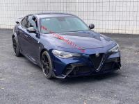 Alfa Romeo Giulia GTAm body kit front bumper rear bumper side skirts spoiler