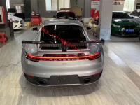 Porsche 911 992 carrear/carrear s Techart spoiler(FRP or carbon fiber)