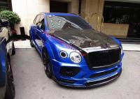 Bentayga Bentayga body kit front bumper rear bumper side skirts fenders spoiler