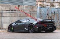 Lamborghini huracan 610 580 vorsteiner spoiler front bumper rear bumper fenders